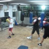 最近のボクシング練習会のサムネイル