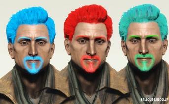 512 Standalone Hair Colors (1 ESP)