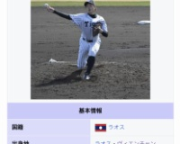 【悲報】阪神守屋のWIKI、書き換えられるwwwwwwwwwwwww