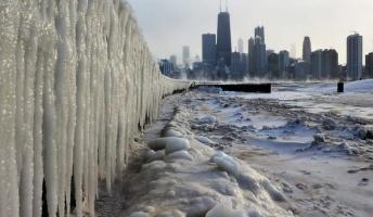 アメリカのヤバすぎな寒さが伝わる25枚の写真