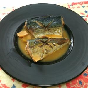 サバの白味噌煮