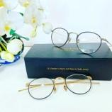 『Mr.Gentleman Eyewear、男女問わず掛けられるクラシックながらスタイリッシュなデザイン『SEAN』』の画像