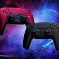 PS5コントローラー『デュアルセンス』新色「コズミックレッド」「ミッドナイトブラック」が6月10日(木)発売決定!