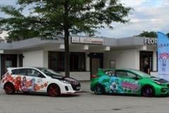 【画像】 ドイツで痛車が大ブーム! 「日本の痛車オーナーと交流したい」
