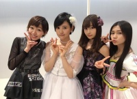 【新鮮な4人組】山口県でのTSUTAYAイベントに参加した4人のメンバーがこちら