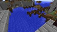 三日月港に多少大きな船を作る