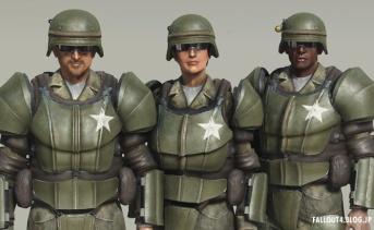 Classic Combat Armor