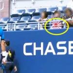 【韓国】またあの教授!今度は全米OPテニスで応援の日本人が旭日旗!主催者側に抗議 [海外]