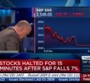 【ダウ暴落】米投資家のジム・クレイマー氏、生放送中に追証の連絡を受ける