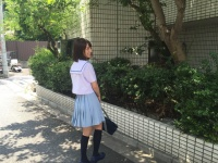 【画像】乃木坂46北野日奈子、セーラー服が似合い過ぎwww