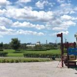 『荒川水循環センター上部公園パークゴルフ場が開場しました!』の画像