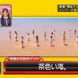『【乃木坂46】『茶色い海』で質問があるのだが・・・』の画像