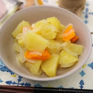 レンジで出来る変わり種♪中華風ポテトサラダ