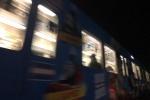 目の前を通る京阪電車トーマス号へご挨拶~インサイト交野No.121~