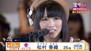 なぜ元キャバ嬢の松村香織をキャバすか学園に出さないのか?