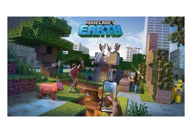 『Minecraft Earth』がサービス終了、コロナの影響により