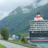 『2022年乗船コース その2 クイーンエリザベス』の画像