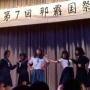 【動画】JKが昭和アイドルメドレーを後夜祭で踊ってみたら