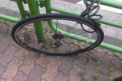 自転車、盗まれたことありますか?