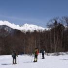 『速報☆雪の上高地トレッキングに行ってきました♩』の画像