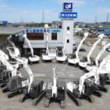 『【乃木坂46】これは見事すぎるwww 建設機械企業がまさかの『音楽の日』に合わせて巨大重機で『シンクロニシティ』を表現wwwwww』の画像