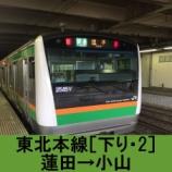 『東北本線 車窓[下り・2]蓮田→小山』の画像