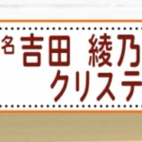 『【乃木坂46】詳しい人いたらこれが何か教えでください・・・夜も眠れません・・・』の画像