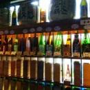横浜駅 日本酒100種150円~「AKATSUKI NO KURA」