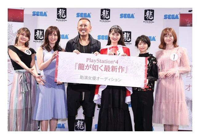 『龍が如く 最新作』詳細情報の発表日を発表!!