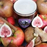 『【限定販売】いちじくタルトのような味わいのビール「ウィンターフルーツタルトエール」』の画像