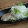 簡単・甘鯛のフライパン蒸し