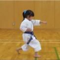 【動画】 5歳の女の子の空手の型が凄すぎて勝てる気がしない
