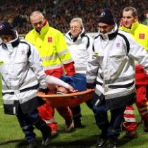 W杯で日本と対戦するコロンビアのエース・ファルカオが重傷!W杯出場に影響も
