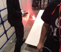 【欅坂46】握手会で発煙筒が投げ込まれてしまう。メンバーが心配すぎる
