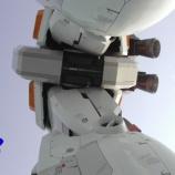 『実物大ガンダム そして HG ガンダム Ver.G30th』の画像