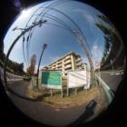 『LAOWA4mmF2.8 による元石川郵政宿舎解体工事~初期 2020/09/17』の画像