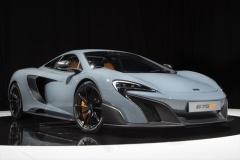 マクラーレン、限定モデル「675LT」を発表 約4800万円