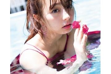 【グラビア】宇垣美里、純白肌輝く妖艶美
