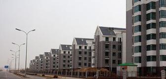 700億円かけた中国の都市、入居者がいなくて早くもゴーストタウンに