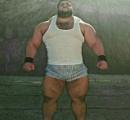 体重150キロのめちゃくちゃ強そうな男がこれ ボディビルダーとは違う真の強そう感 ヤバすぎる