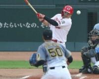 【悲報】阪神・青柳、初回に2失点・・・。