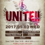 5/3水 14:30~ UNITE!!イベント出演@小岩ライブシアターオルフェウス