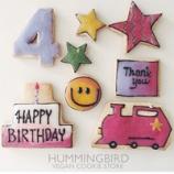 『母家フェス出店■HUMMINGBIRD ビーガンクッキーと とりこもの』の画像