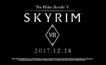 『Skyrim VR』VR化への再構築について語るインタビュー動画が公開