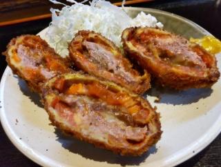 【茨城県】【牛久市】「味処 こまつや」居酒屋さんのトマトメンチ定食