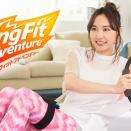 「リングフィット アドベンチャー」はゲームで冒険しながら運動できるフィットネスゲームとの事