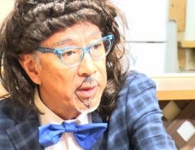 「情熱大陸」だからタキシード着てこようと思った、高田純次の人柄に迫る