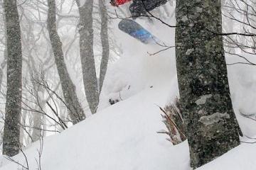 海外「家の近くが日本だったら」海外ボーダーが撮影した日本の写真がエキサイティングすぎると話題