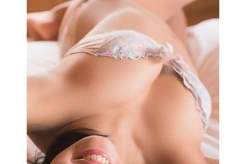 大原優乃の水着がずれて見えちゃった乳首