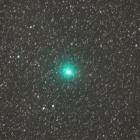 『鋭利なひげの生えたタットル・ジャコビニ・クレサーク彗星(41P)』の画像